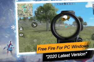 Free Fire For PC Windows